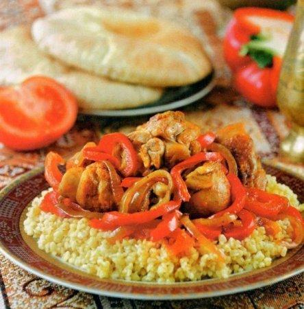 Рецепты из булгура и овощей