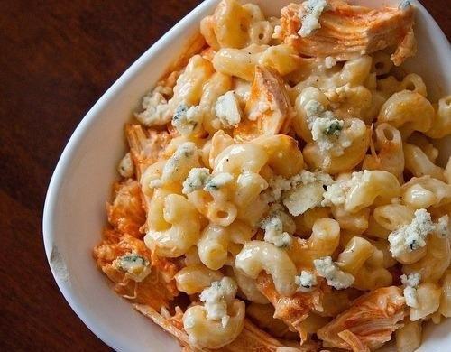 Спагетти с сыром и курицей рецепты