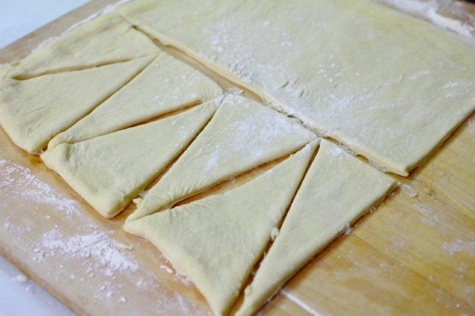 Как сделать слоеное тесто на круассаны 411