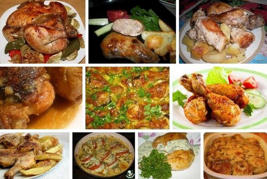 Интересные рецепты на каждый день с фото пошагово правильное питание
