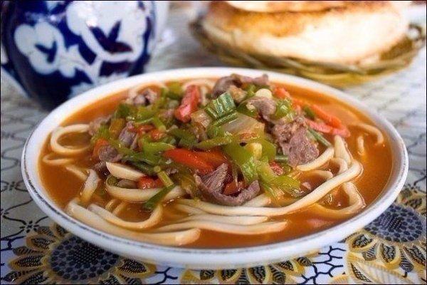 узбекский густой суп
