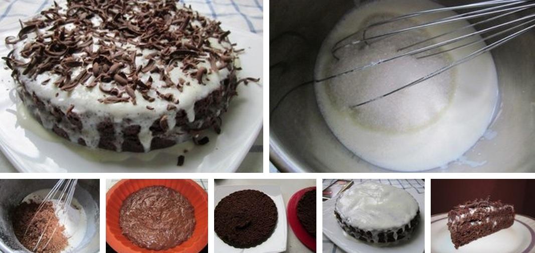 Торт обыкновенное чудо рецепт с фото